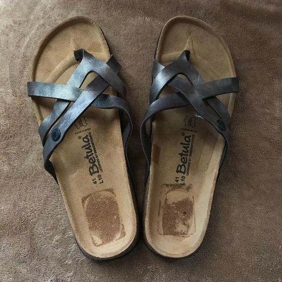 Nice Childrens Birkenstocks Size 31 Bright Luster Kids' Clothes, Shoes & Accs.